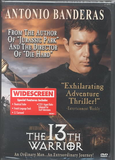 13TH WARRIOR BY BANDERAS,ANTONIO (DVD)